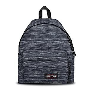 Eastpak PADDED PAK'R Sac à dos loisir, 40 cm, 24 liters, Gris (Knit Grey)