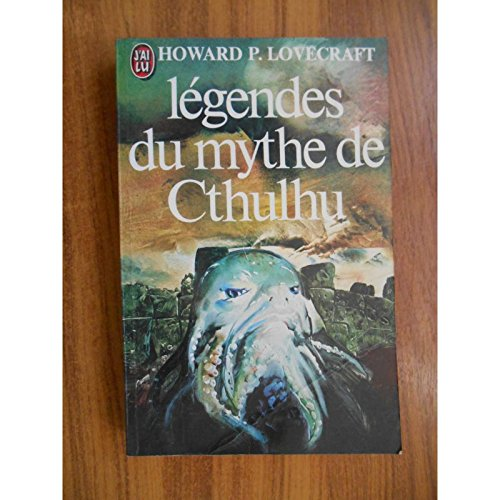 Légendes du mythe de Cthulhu / P. Lovecraft, Howard / Réf36546 par Howard P. Lovecraft