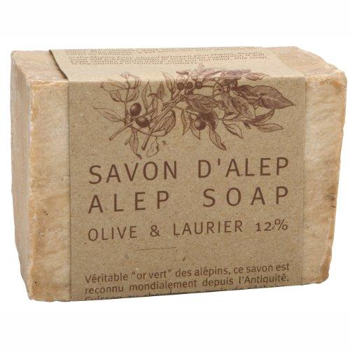\'Marius Fabre - Aleper Seife aus Olive + Lorbeer - 200/220g