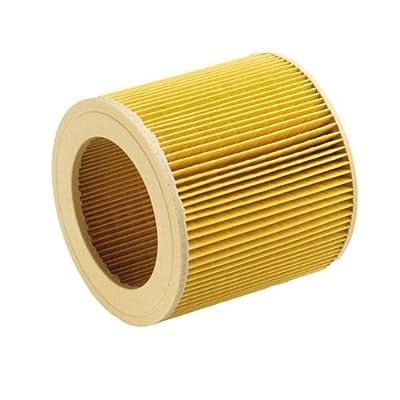 Filterpatronen, passend für A2101/A2150, A2054Me, A2254Me, 2024pt, A2504, A2251 ME, A2604, A2206 von Krcher