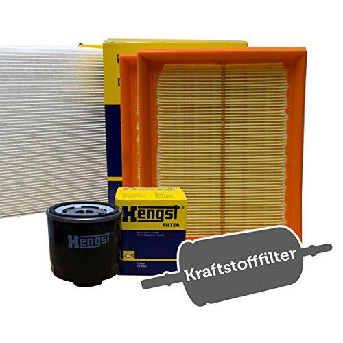 Preisvergleich Produktbild HENGST FILTER SET KOMPLETT
