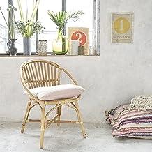 bois dessus bois dessous fauteuil en rotin vintage - Fauteuil Rotin Vintage