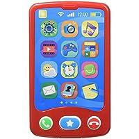 PlayGo Mi Primer teléfono Smart Sonidos 12x21 cm, (Colorbaby 44288)