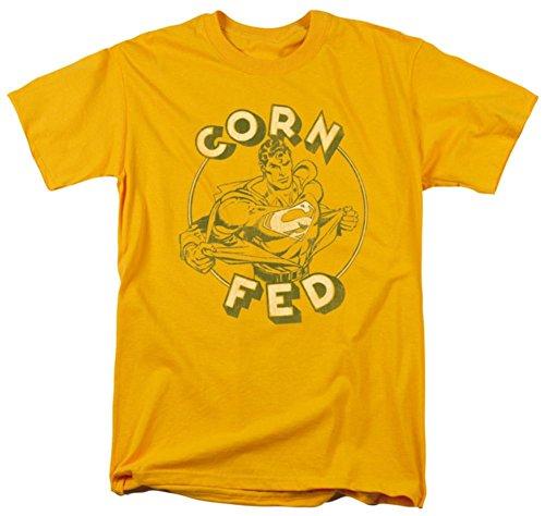 Superman DC Comics Corn Fed T-Shirt für