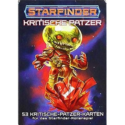 Starfinder Kartenset: Kritische Patzer