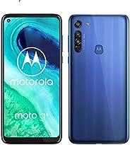 Motorola Moto G8, Tripla Fotocamera 16 MP, Processore Octa-Core Qualcomm Snapdragon 665, Batteria 4000 mAh, Di