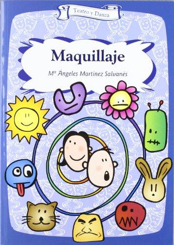Descargar Libro Maquillaje (Talleres) de Mª Ángeles Martínez Salvanés