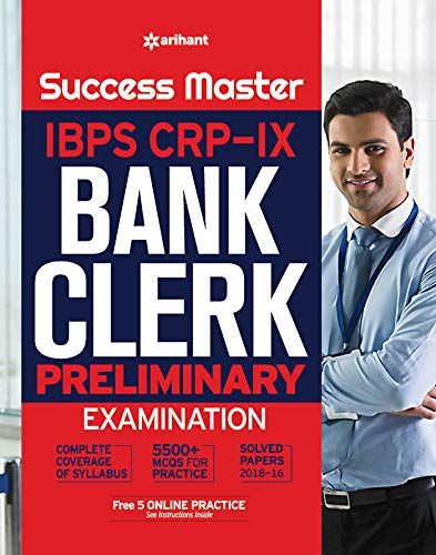 Success Master IBPS-VII Bank Clerk Preliminary Examination 2020