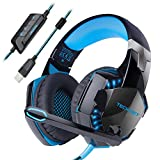 Gaming Headset TeckNet USB 7.1 Channel Surround Sound - Best Reviews Guide
