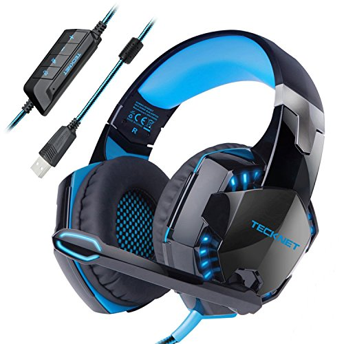 gaming-headsettecknet-71-channel-surround-sound-gaming-headset-headband-over-ear-headphone-with-nois