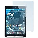 atFolix Schutzfolie kompatibel mit Medion LIFETAB S7852 MD98625 Folie, ultraklare FX Bildschirmschutzfolie (2X)