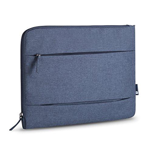 CAISON 13.3 Zoll Notebook Laptop Sleeve Case Hülle Tasche für Microsoft 13.5