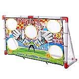 Best Football Goals - Toyshine Foldable Soccer Goal Kids Football Net Football Review
