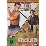 Audie Murphy : Adlerschwinge (Drums Across The River) - Sierra