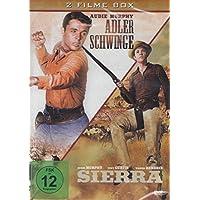 Audie Murphy : Adlerschwinge (Drums Across The River) - Sierra