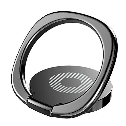 BASEUS 360Grad drehbar Creative Ring Schnalle Halterung Multifunktionsring Halterung Ständer für alle Handy und - Betrieb Leben Solide