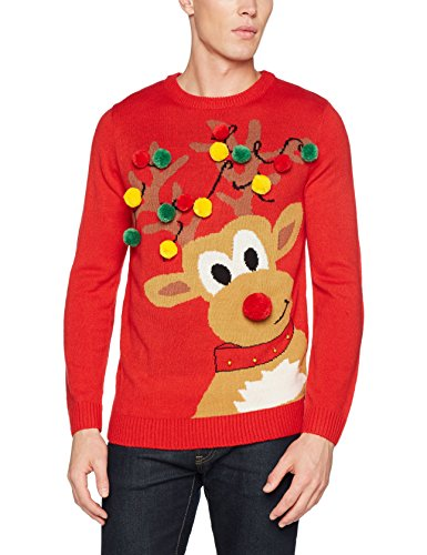The Christmas Workshop Men's Jumper