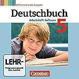Produkt-Bild: Deutschbuch 5. Schuljahr. Übungs-CD-ROM zum Arbeitsheft