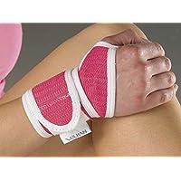 Preisvergleich für Vulkan Pink Advanced Elastic Wrist Support - One Size by Vulkan