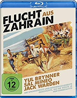 Flucht aus Zahrain (Escape from Zahrain) [Blu-ray]