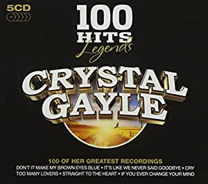 [100 Hits Legends] Crystal Gayle