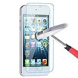 Película de protección para Apple iPod Touch 4G (cristal templado–Coque-personnalisable