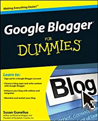 Google Blogger for Dummies: Epub Edition