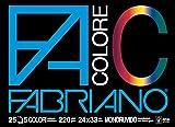 FABRIANO BLOCCO COLORE 33x48 25fg