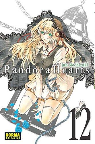 Pandora Hearts 12 (CÓMIC MANGA)