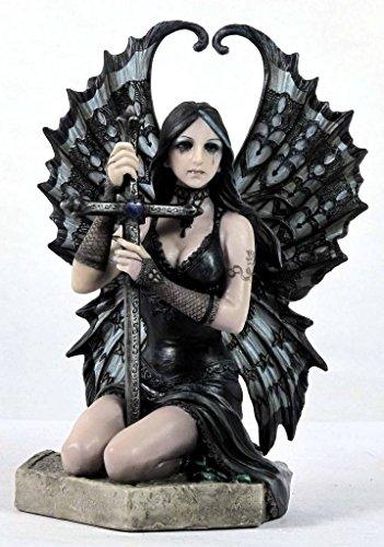Lost Love Dark Fairy fantasy Art figurine