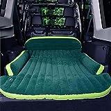 Car Inflatable Bed SUV-Luftmatratze-Doppelbett-Tragbares Dickeres Auto-Bett Für Selbstfahrende Reise Im Freien, Einschließlich Elektrische Luftpumpe