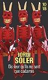 Dis leur qu'ils ne sont que cadavres par Soler