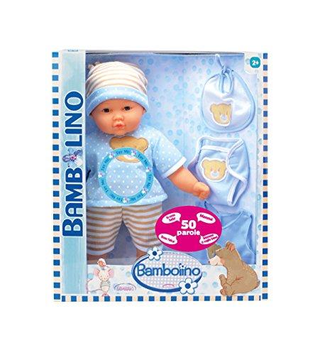 Rocco Giocattoli Rocco Spielzeug?Bambolino?Baby Boy, 38cm, bd361i Preisvergleich