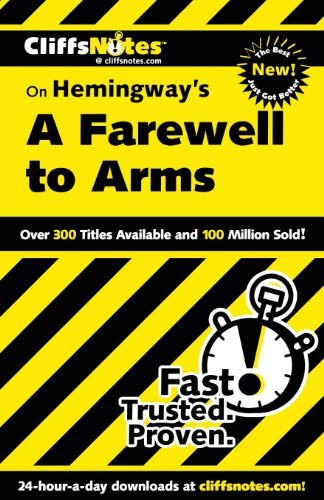 cliffsnotes-on-hemingways-farewell-to-arms