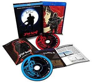 Jin-Roh - Uomini E Lupi (2 Blu-Ray)