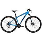 "Fuji Nevada 5.0 LTD 29R Twentyniner Mountain Bike 2017 (Blau, S (15""/38.1cm))"