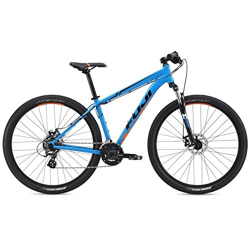 "Fuji Nevada 5.0 LTD 29R Twentyniner Mountain Bike 2017 (Blau, S (15""/38.1cm))"