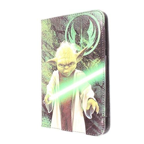 DAM - Star Wars Funda Universal Giratoria 360º para Tablet e Ebooks 100%...