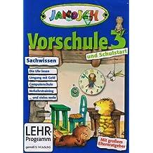 JANOSCH - Vorschule 3 - Sachwissen