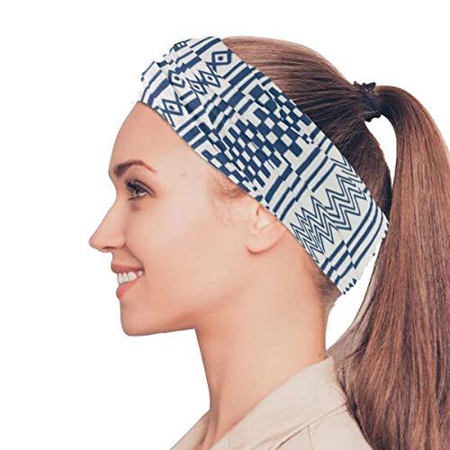 Cross Line Cure Feine Elastische Stirnbänder Head Wrap Schal Sport Schweißband Gesichtsmaske Magischer Schal Haarschmuck Bands Krawatten Für Frauen Mädchen Laufen Fitness Yoga -