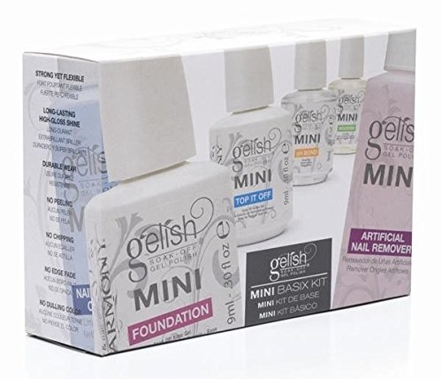 HARMONY Gelish Kit Mini Basix, 1er Pack (1 x 0.015 l) - Bond Ph Gelish