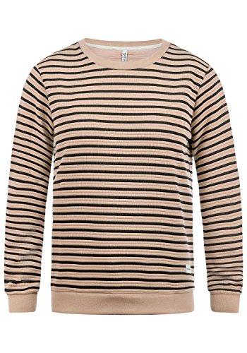 BlendShe Dana Damen Sweatshirt Pullover Sweater Mit Rundhalsausschnitt, Größe:XXL, Farbe:Cameo Rose (20262) -