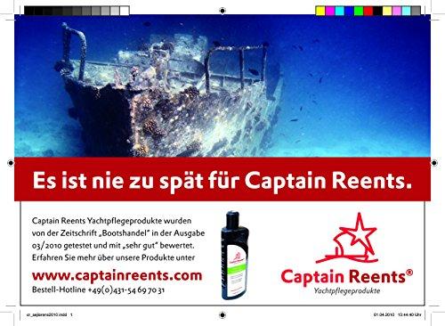 Schlauchboot Shampoo und Pflege natürlich von Captain Reents -