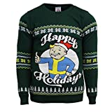 Fallout Official Happy Holidays Christmas Jumper / Sweater - Large