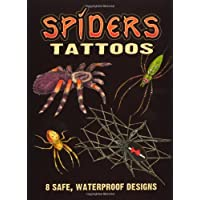 Spiders Tattoos (Dover Tattoos) by Jan Sovak (2000-04-11) - Spider Tattoo