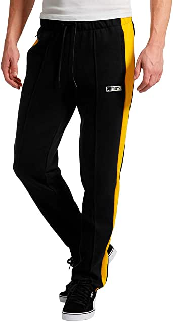 PUMA Men's Spezial T7 Track Pants Puma Black 2 Small 31