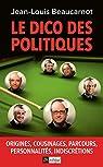 Le dico des politiques par Beaucarnot