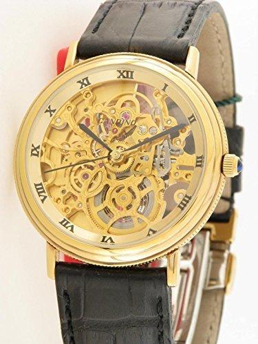 Reloj de automático de los hombres de la Suiza esquelete Candino c8014/1