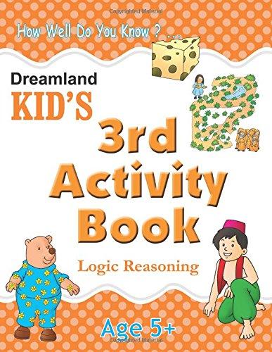 3rd Activity Book - Logic Reasoning (Kid\'s Activity Books)