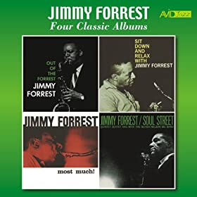 Rocks in My Bed (Sit Down and Relax with Jimmy Forrest) [Remastered]